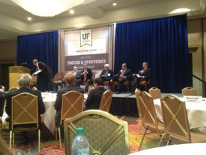 2013 UF Real Estate Conference, Orlando, FL
