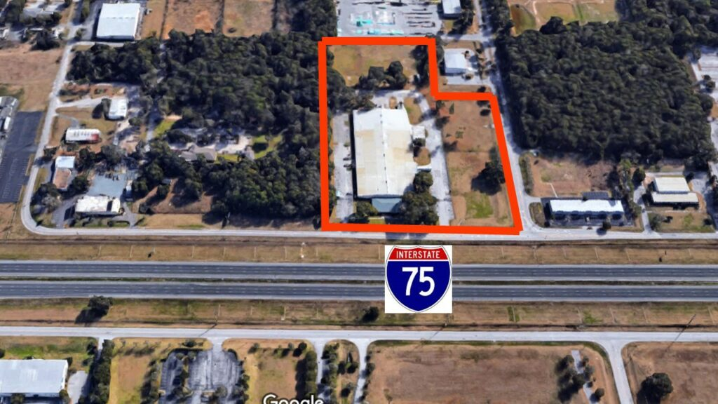 86,500sf warehouse for sale